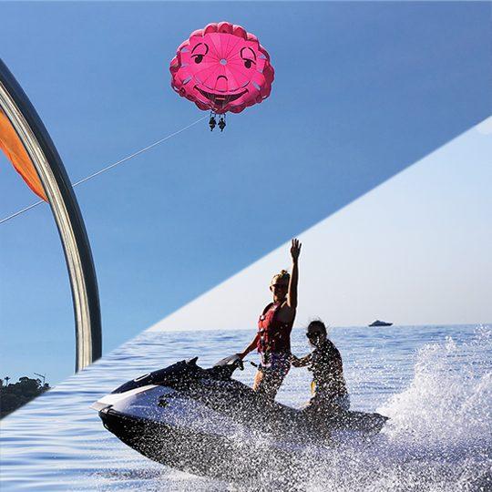 PACK-DUO-02-PARACHUTE-DOUBLE-+-JETSKI-cap-ferrat-watersports