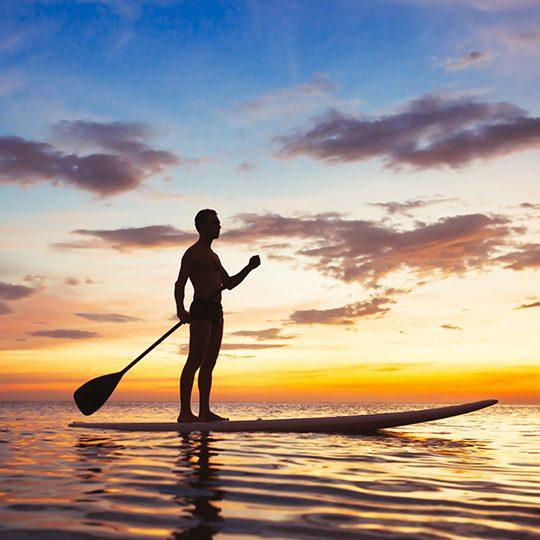 paddle nice